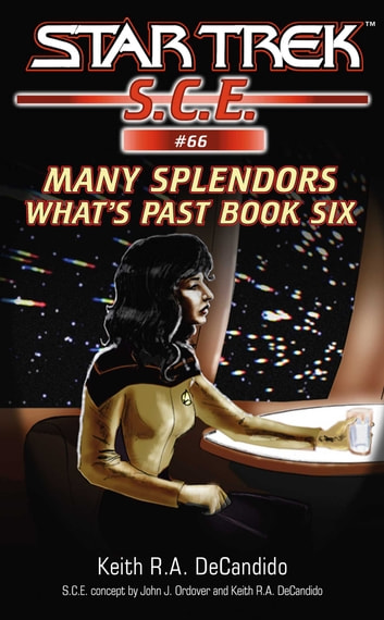 Many Splendors ebook by Keith R. A. DeCandido