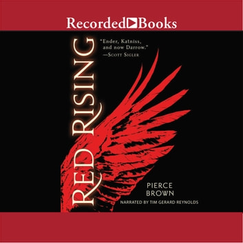 Red Rising livre audio by Pierce Brown