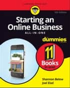 Starting an Online Business All-in-One For Dummies ebook by Shannon Belew, Joel Elad