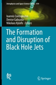 The Formation and Disruption of Black Hole Jets ebook by Ioannis Contopoulos,Denise Gabuzda,Nikolaos Kylafis
