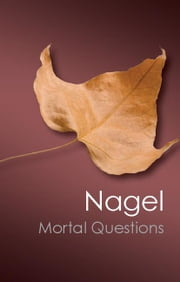 Mortal Questions ebook by Nagel, Thomas