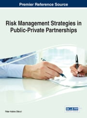 Risk Management Strategies in Public-Private Partnerships ebook by Peter Adoko Obicci