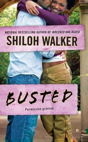 Busted ebook by Shiloh Walker