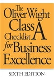 The Oliver Wight Class A Checklist for Business Excellence