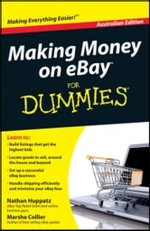 Making Money on eBay For Dummies ebook by Nathan Huppatz,Marsha Collier
