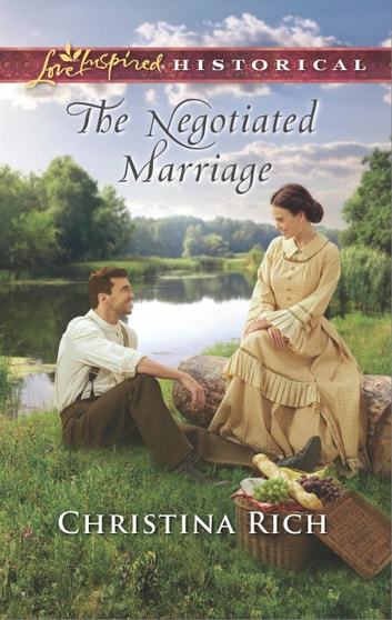The Negotiated Marriage ebook by Christina Rich