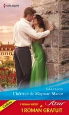 L'héritier de Maynard Manor - Passion mexicaine - (promotion) ebook by Sara Craven, Jackie Braun