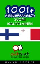 1001+ perusfraaseja suomi - maltalainen ebook by Gilad Soffer