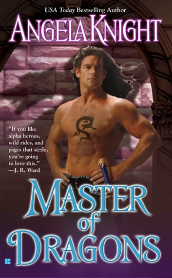Master of Dragons ebook by Angela Knight