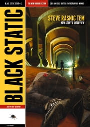Black Static #32 Horror Magazine ebook by TTA Press