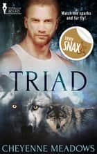 Triad ebook by Cheyenne Meadows