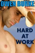 Hard At Work (Hot Gay Sex With Hard Horny Guys) ebook by Owen Burke