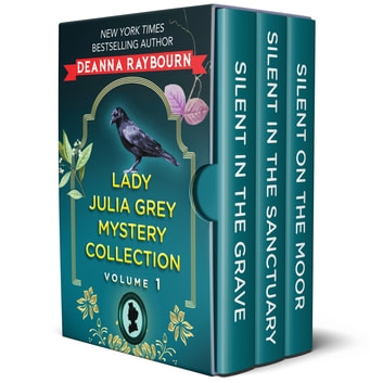 Lady Julia Grey Mystery Collection Volume 1 - A Victorian Romance Box Set eBook by Deanna Raybourn