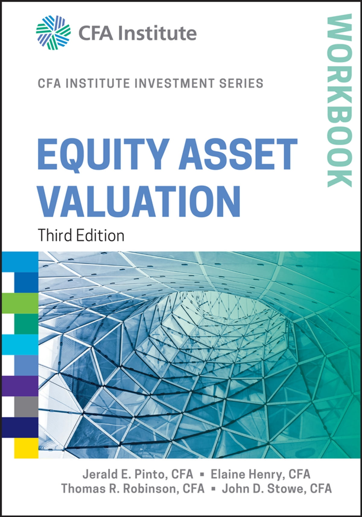 Equity Asset Valuation Workbook eBook by Elaine Henry ...