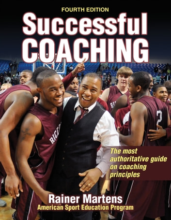 Successful Coaching eBook by Rainer Martens