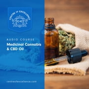 Medicinal Cannabis & CBD Oil audiobook by Centre of Excellence
