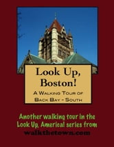A Walking Tour of Boston Back Bay, South of Commonwealth ebook by Doug Gelbert