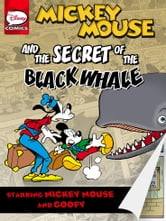 Mickey Mouse and the Secret of the Black Whale ebook by Casty