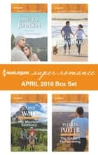 Harlequin Superromance April 2018 Box Set - In a Heartbeat\Her Mountain Sanctuary\Practicing Parenthood\The Soldier's Homecoming ebook by Janice Kay Johnson, Jeannie Watt, Cara Lockwood,...
