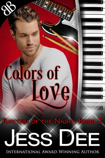 Colors of Love ebook by Jess Dee