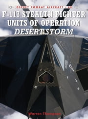 F-117 Stealth Fighter Units of Operation Desert Storm ebook by Mr Warren Thompson