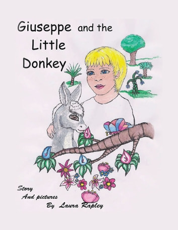 Giuseppe and the Little Donkey ebook by Laura Rapley