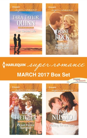 Harlequin Superromance March 2017 Box Set - An Anthology ebook by Tara Taylor Quinn,Kris Fletcher,Joanne Rock,Dana Nussio
