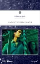 Undercover Encounter ebook by Rebecca York