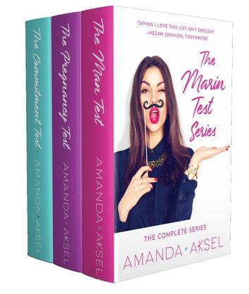 The Marin Test Series: The Complete Series - The Marin Test Series ebook by Amanda Aksel