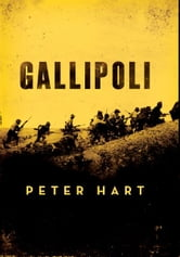 Gallipoli ebook by Peter Hart