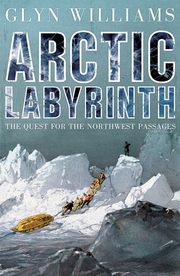 Arctic Labyrinth - The Quest for the Northwest Passage ebook by Glyn Williams