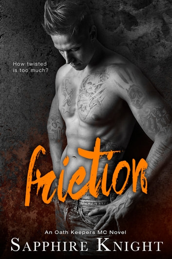 Friction ebook by Sapphire Knight