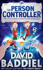 The Person Controller ebook by David Baddiel,Jim Field