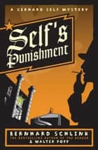 Self's Punishment ebook by Prof Bernhard Schlink, Walter Popp