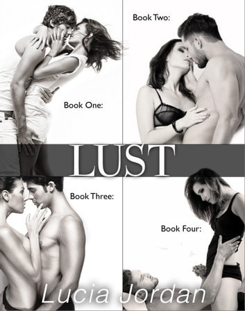 Lust - Complete Collection ebook by Lucia Jordan