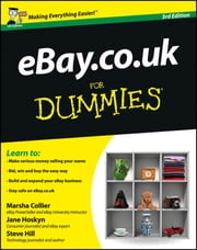 eBay.co.uk For Dummies ebook by Marsha Collier,Jane Hoskyn,Steve Hill