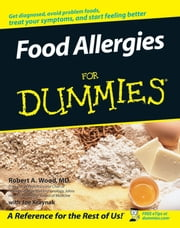 Food Allergies For Dummies ebook by Joe Kraynak,Robert A. Wood