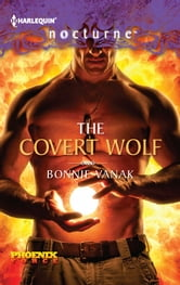The Covert Wolf ebook by Bonnie Vanak