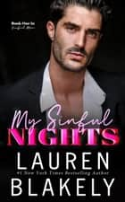 My Sinful Nights ebook by