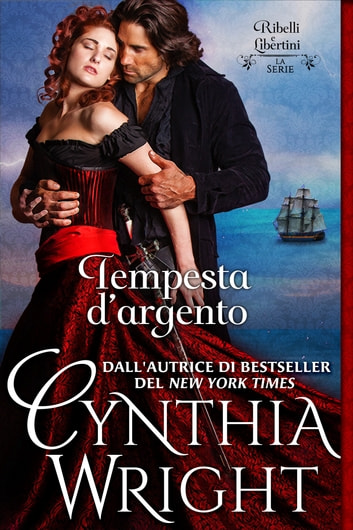 Tempesta d'argento ebook by Cynthia Wright