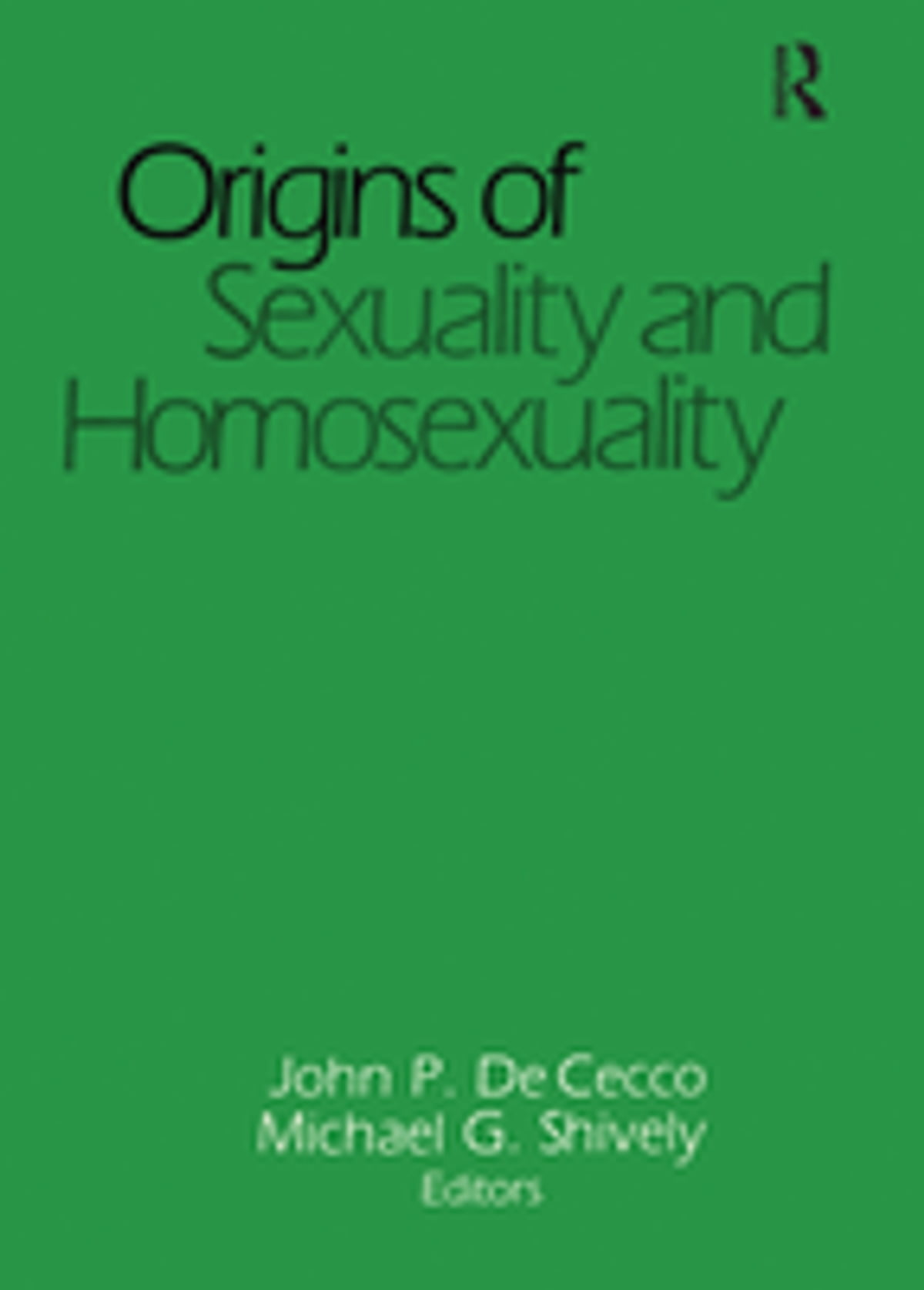 Homosexuality and biology