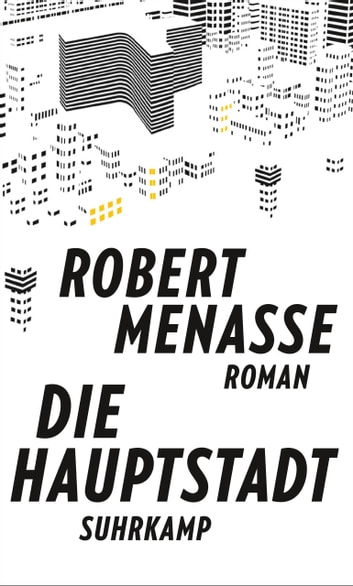 Die Hauptstadt - Roman ebook by Robert Menasse