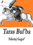 Taras Bul'ba eBook by Nikolaj Gogol'