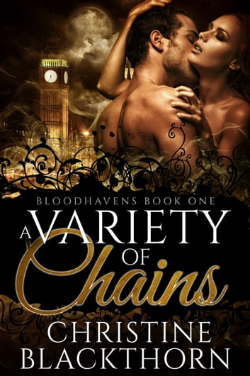 A Variety of Chains ebook by Christine Blackthorn