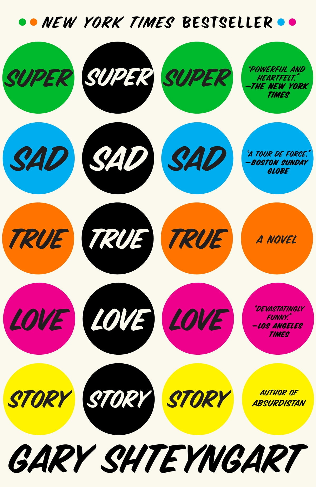 Super Sad True Love Story Ebook By Gary Shteyngart  9780679603597   Rakuten Kobo