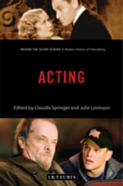 Acting ebook by Springer, Claudia