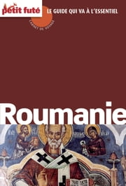 Roumanie 2016 Carnet Petit Futé ebook by Dominique Auzias,Jean-Paul Labourdette