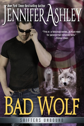 Bad Wolf ebook by Jennifer Ashley