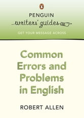 Common Errors and Problems in English ebook by Robert Allen