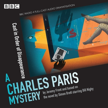 Cast In Order Of Disappearance - A Charles Paris Mystery audiobook by Simon Brett